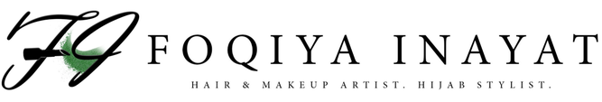 Foqiya Inayat Hair & Make Up Artist. | Dupatta & Hijab Stylist.